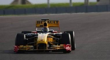 Renault: Гидравлический дефект не смог остановить Михаила Алешина