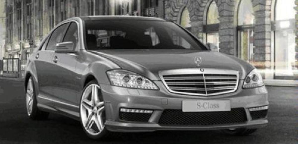 Mercedes представляет две новые AMG-версии обновленного S-класса