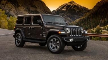Новое поколение Jeep Wrangler покажут в конце осени