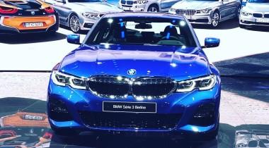 BMW 3-й серии: новое поколение бестселлера пойдет по миру