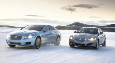 Jaguar Land Rover представляет полноприводные Jaguar XF и XJ