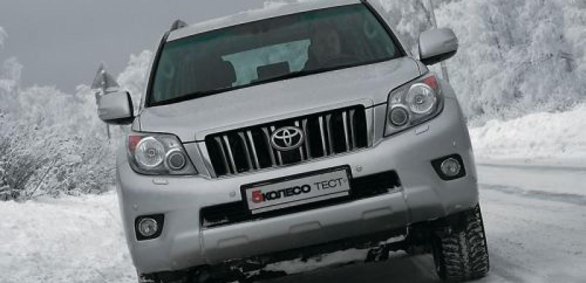 Toyota Land Cruiser Prado будут выпускать на Дальнем Востоке