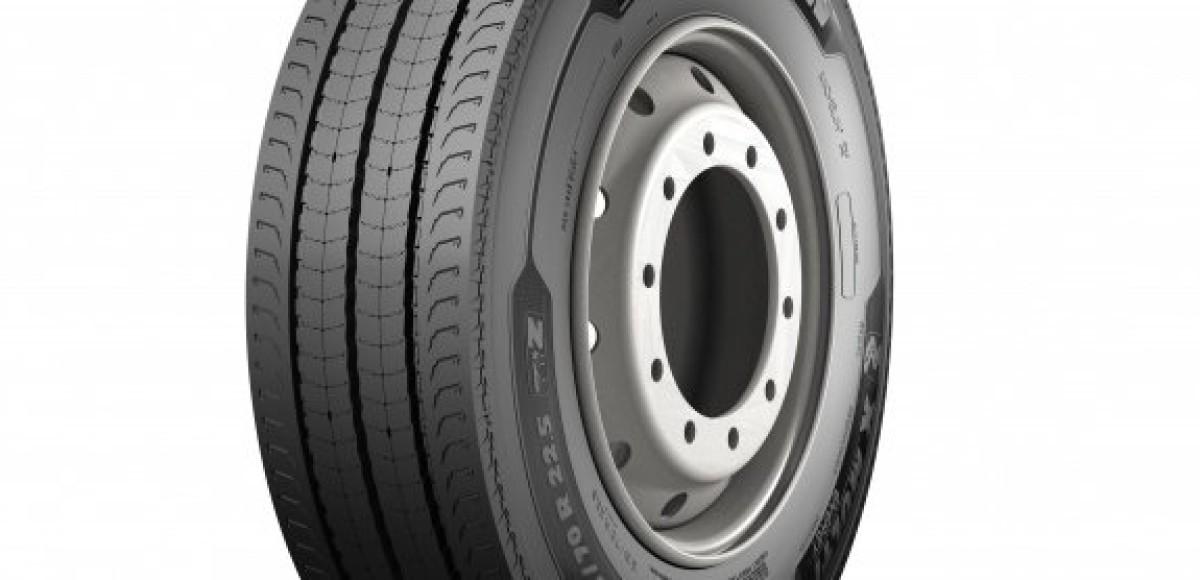 Michelin X Multi Energy: экономия топлива