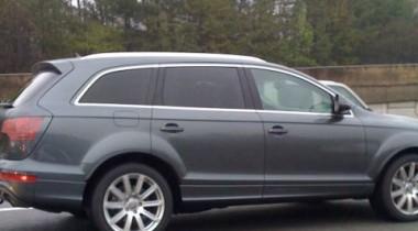 Американский автолюбитель сфотографировал обновленную Audi Q7