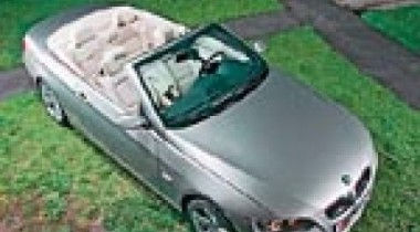BMW 3-Series Cabrio. €59 400