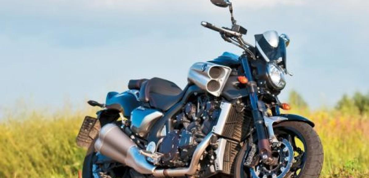 Yamaha V-MAX. Самый-самый