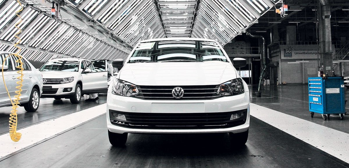 Контроль и порядок: как собирают VW в России