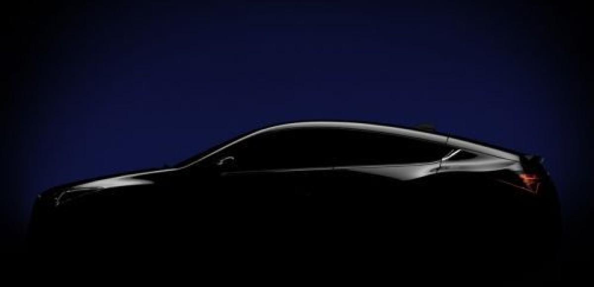 Американская Honda готовит конкурента для BMW X6