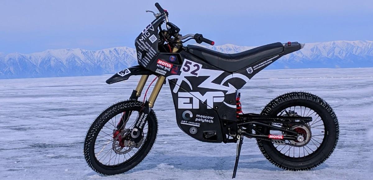 Рекорды фестиваля скорости «Байкальская миля — 2019»