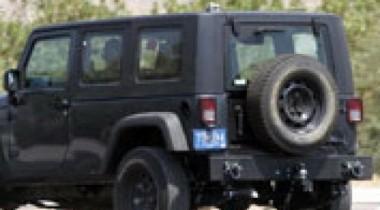 Новый пикап от Jeep