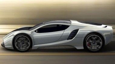 Бывший дизайнер Ford придумал суперкар