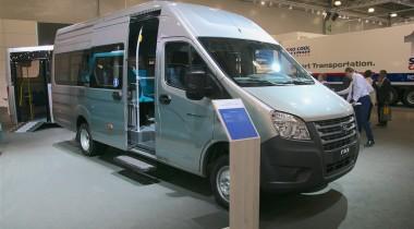 ГАЗ запустит в серию длиннобазную «ГАЗель-Next»