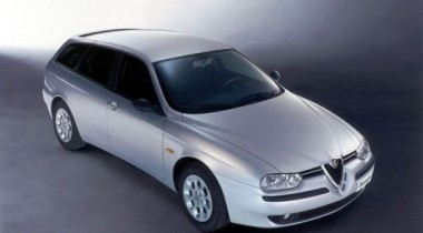 Alfa Sportwagon 1.8 T.Spark. Не рюкзак, а несессер