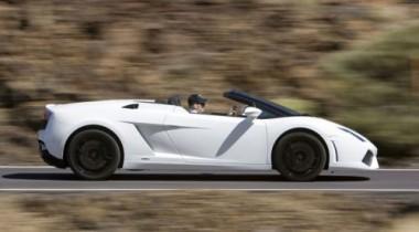Lamborghini показывает прибыль в первой половине 2009 года