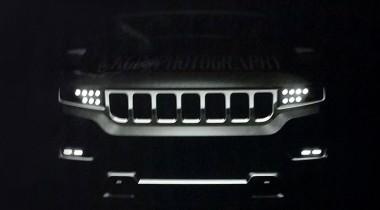 Jeep Wagoneer будет конкурировать с Range Rover