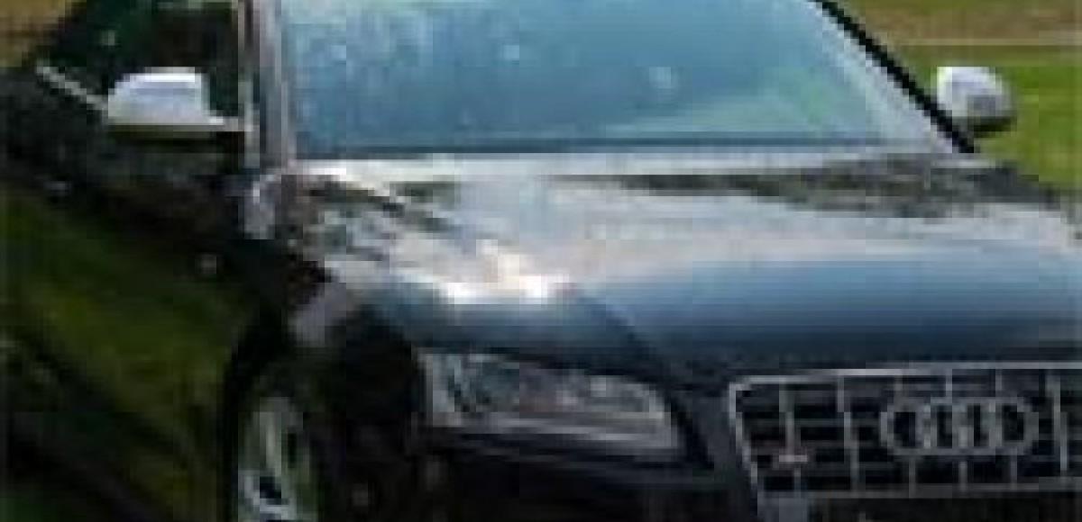 Audi A5/S5 на презентации в Серебяряном Бору