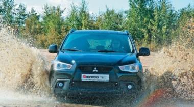 «Рольф Импорт» снижает цены на кроссоверы Mitsubishi ASX и Outlander XL