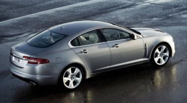 Jaguar XF – подвижный аристократ