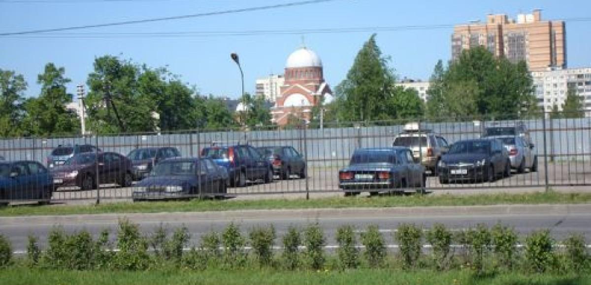 В Петербурге открылась новая перехватывающая стоянка