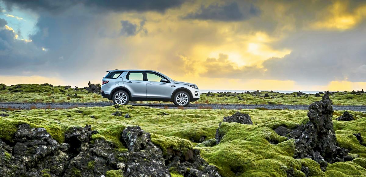 Land Rover Discovery Sport. В плену свободы.
