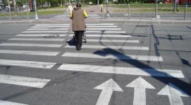 В Москве пьяный милиционер на пешеходном переходе задавил насмерть гражданина Бразилии