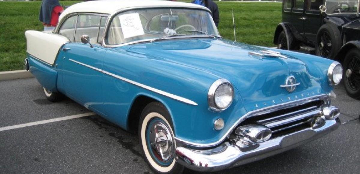 Oldsmobile 88. История модели