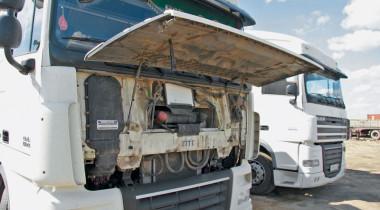 Цена километра: эксплуатация тягача DAF