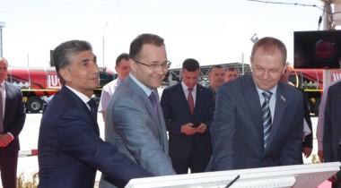 «ЛУКОЙЛ» открыл инновационный центр отгрузки нефтепродуктов