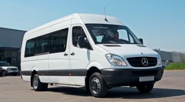 Sprinter будут выпускать в  Новгороде
