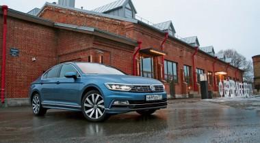 Volkswagen Passat. Роскошь простоты