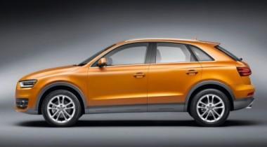 Audi объявила российские цены на новый кроссовер Q3