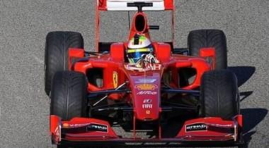 Масса доволен новой Ferrari F60