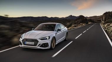 Обновлённый Audi RS5 представлен официально