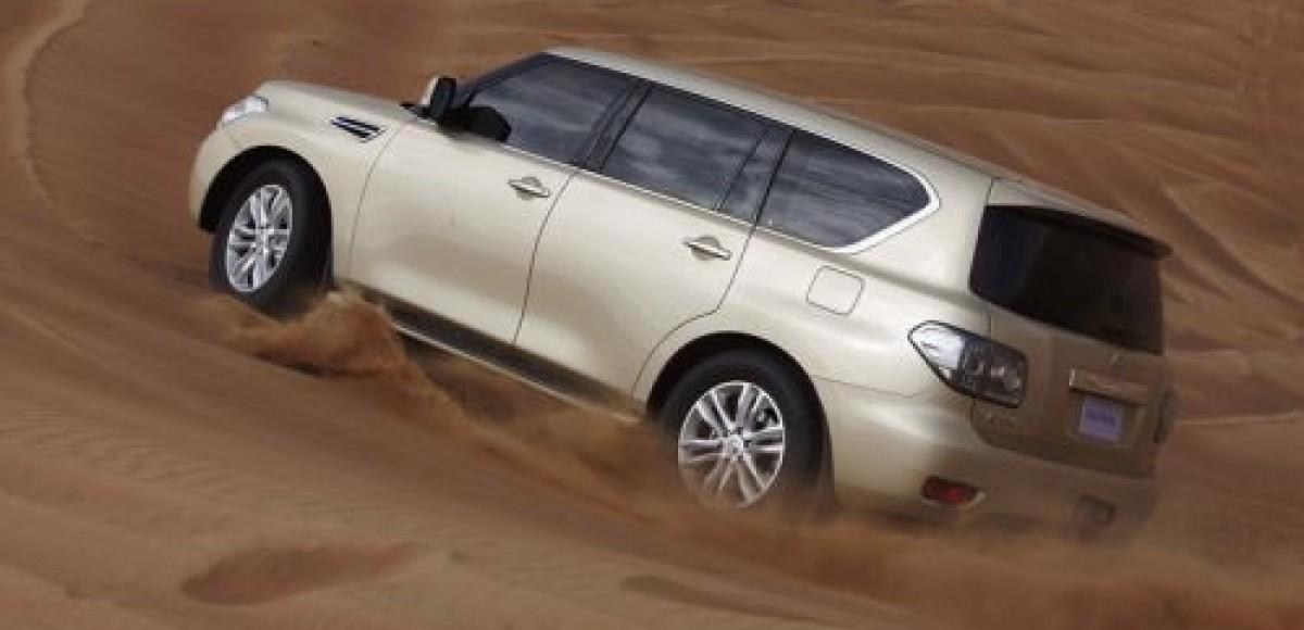 Nissan Patrol. Седьмое поколение