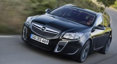 Opel объявляет цены на Insignia OPC