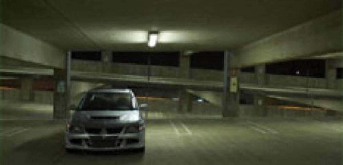 В Москве обрушилась подземная парковка