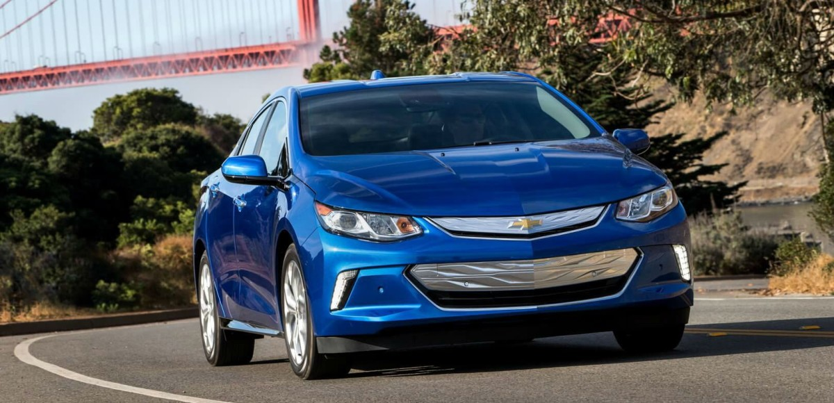 General Motors отказывается от ДВС
