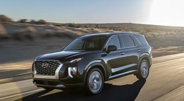 Российские продажи Hyundai Palisade стартуют через полгода
