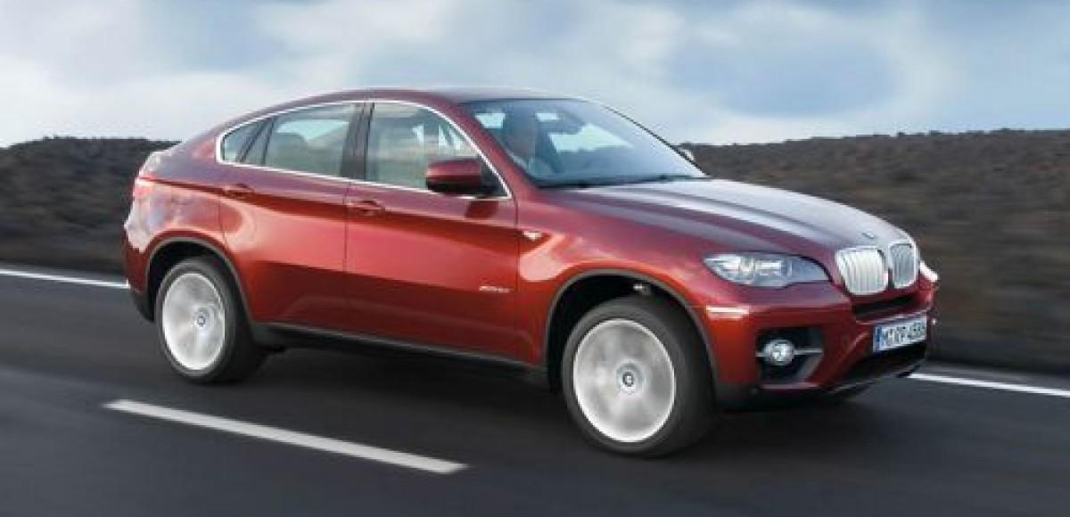 В апреле в Калининграде начнется сборка BMW X5 и X6