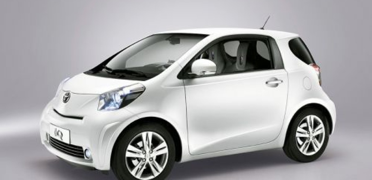 В России стартовали продажи Toyota iQ