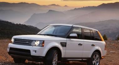 Читатели Auto Motor and Sport признали Range Rover Sport самым красивым внедорожником