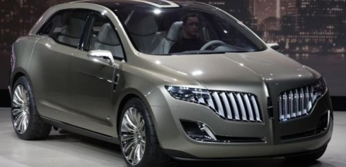 В Ford объявили о серийном выпуске Lincoln MKT