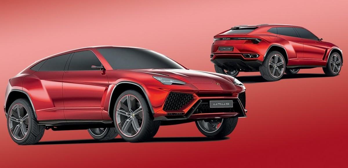 Lamborghini Urus. Болонский бык