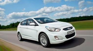 Hyundai Solaris в очередной раз бьёт все рекорды