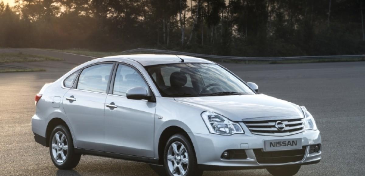 Nissan в России перешагнул миллионный рубеж