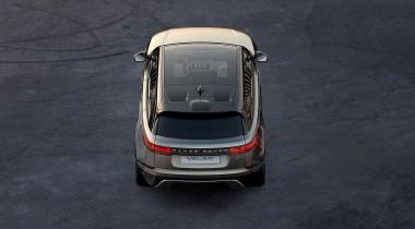 Range Rover Velar: между «Эвоком» и «Спортом»