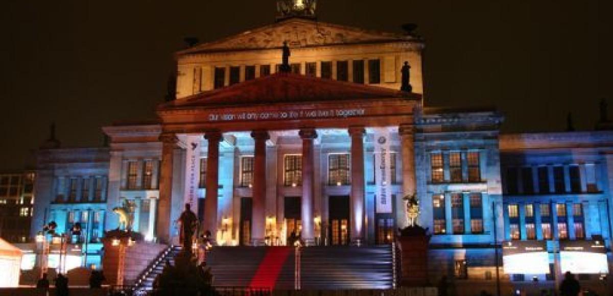 BMW Group примет участие в церемонии Cinema for Peace