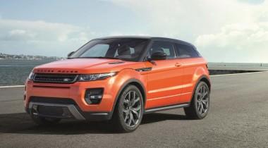 Land Rover привезет в Женеву мощный Evoque