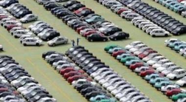 На Украине больше не покупают автомобили
