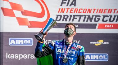 Самый сильный состав пилотов в истории FIA IDC